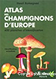 Atlas des champignons d'Europe