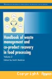 Handbook of waste management and co-product recovery in food processing. Vol. 2.