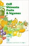 Mémento fruits & légumes