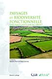 Paysage, biodiversité fonctionnelle et santé des plantes