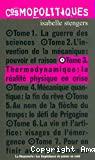 Thermodynamique : la réalité physique en crise