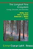 The Longleaf Pine Ecosystem : ecology, silviculture, and restoration.