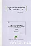 L'emploi du rayonnement infrarouge dans les industries agro-alimentaires