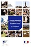 Comment promouvoir le dynanisme économique des espaces ruraux ?