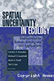 Spatial uncertainty in ecology. Implications for remote sensing and GIS applications