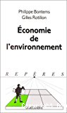 Economie de l'environnement