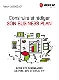 Construire et rédiger son business plan