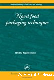 Novel food packaging techniques.