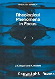 Rheological phenomena in focus.