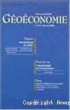 Revue française de géoéconomie. 15, Les batailles du maïs
