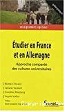 Etudier en France et en Allemagne