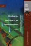 L'évaluation des impacts sur l'environnement
