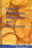 Potato production, processing and technology.