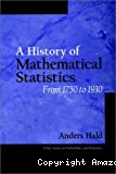 A History of Mathematical Statistics from 1750 to 1930