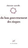Du bon gouvernement des risques
