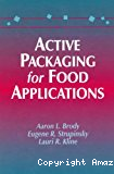 Active packaging for food applications.