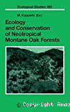 Ecology and Conservation of Neotropical Montane Oak forests.