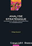 Analyse stratégique. Mouvements, signaux concurrentiels et interdépendance.