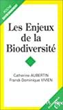 Les enjeux de la biodiversité