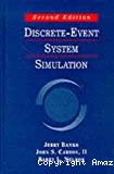 Discrete-event system simulation.