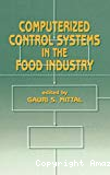Computerized control systems in the food industry.