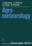 Agro-meteorology.