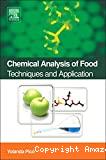 Chemical analysis of food