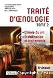 Chimie du vin. Stabilisations et traitements