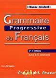 Grammaire progressive du français avec 440 exercices