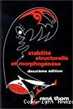 Stabilité structurelle et morphogénèse : essai d'une théorie générale des modèles