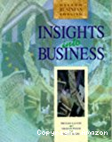 Insights into business.