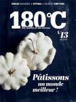 180°C, n° 13 - été 2018 - Pâtissons un monde meilleur !