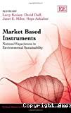 Market based instruments