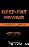 Deep-fat frying. Fundamentals and applications.