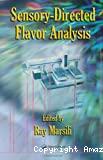 Sensory-directed flavor analysis.