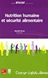 Nutrition humaine et sécurité alimentaire