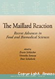 The Maillard reaction. Recent advances in food and biomedical sciences - 9th international symposium on the Maillard reaction (01/09/2007 - 05/09/2007, Munich, Allemagne).