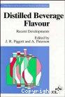 Distilled beverage flavour. Recent developments.