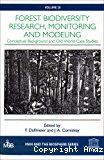 Forest biodiversity research, monitoring and modelling : conceptual background and old world case studies