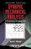 Dynamic machanical analysis