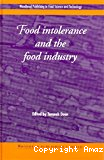 Food intolerance and the food industry.