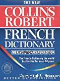 Le Robert & Collins Senior : Dictionnaire Français-Anglais Anglais-Français