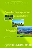 Conseil et développement en agriculture