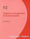Hygiene management in food factories.
