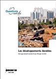 Les développements durables