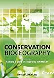 Conservation biogeography