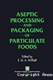 Aseptic processing and packaging of particulate foods.
