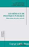 Les réseaux de politiques publiques