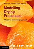 Modelling drying processes