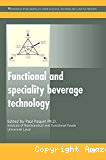 Functional and speciality beverage technology.